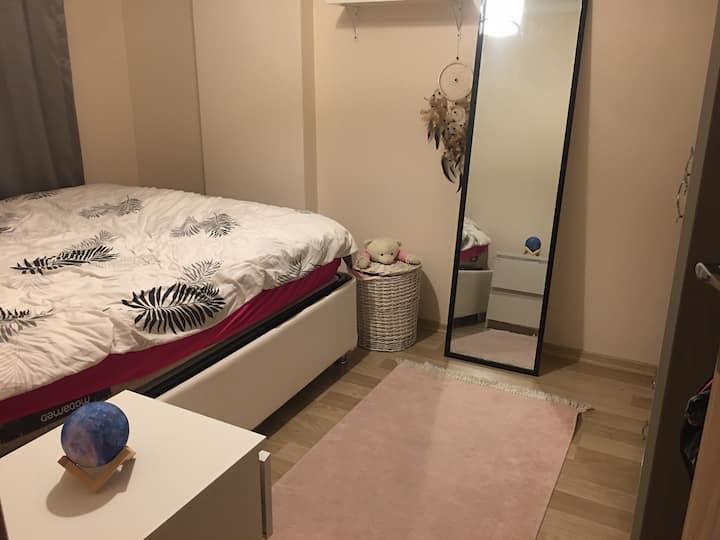 Ataşehirde temiz bir oda