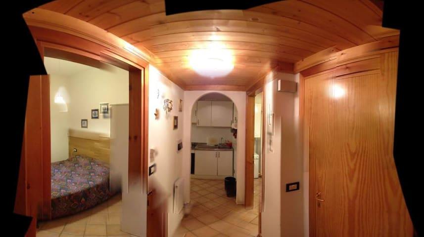 Appartamento in casa di montagna - Castello di Fiemme - Apartemen