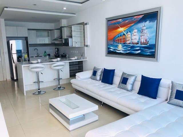 Beach Ecuador  , tonsupa beautiful suite