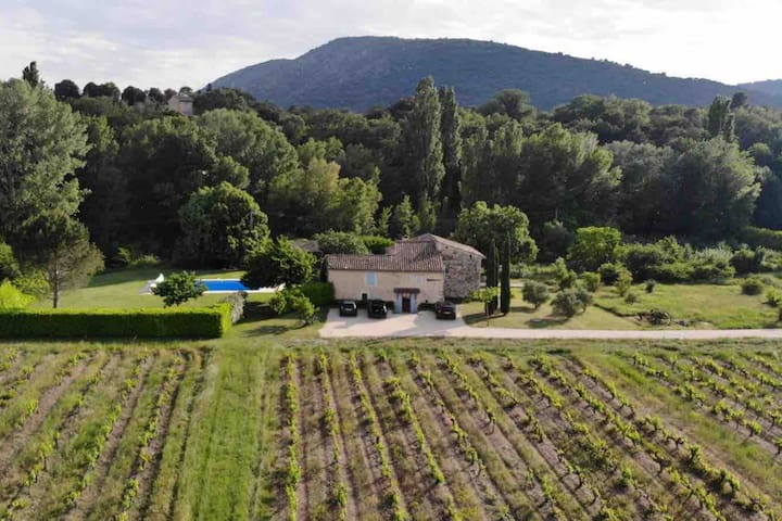 Beautiful family house in the south of France