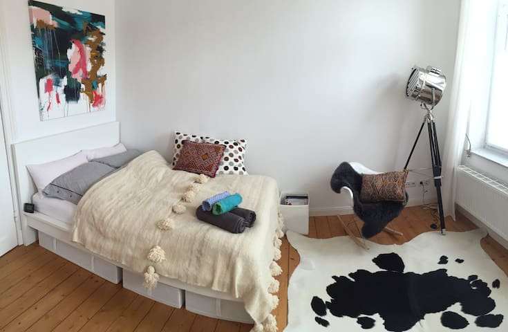 Cosy stylish room in Hamburg - Hambourg - Appartement