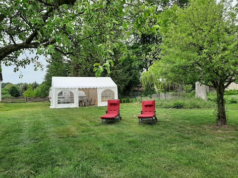 Camping de Luxe (Glamping) am See II