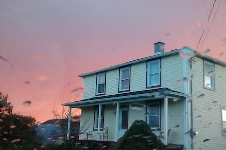 Maison soleil santé cru en campagne - Saint-Gervais - Bed & Breakfast