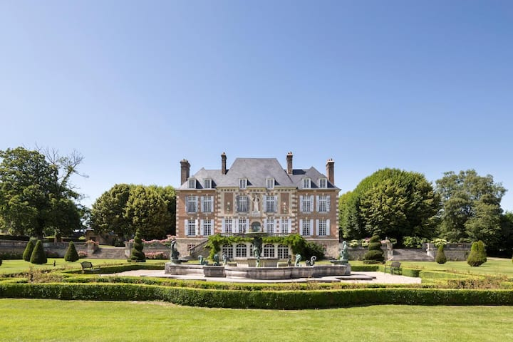 Domaine Du Pont: Entire Estate at Normandie