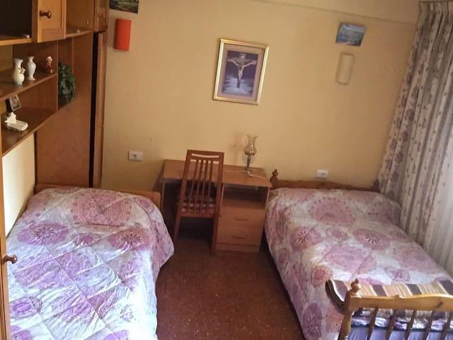 Magnifique chambre dans un grand appartement