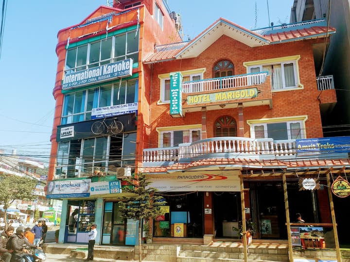 Hotel Marigold,Pokhara