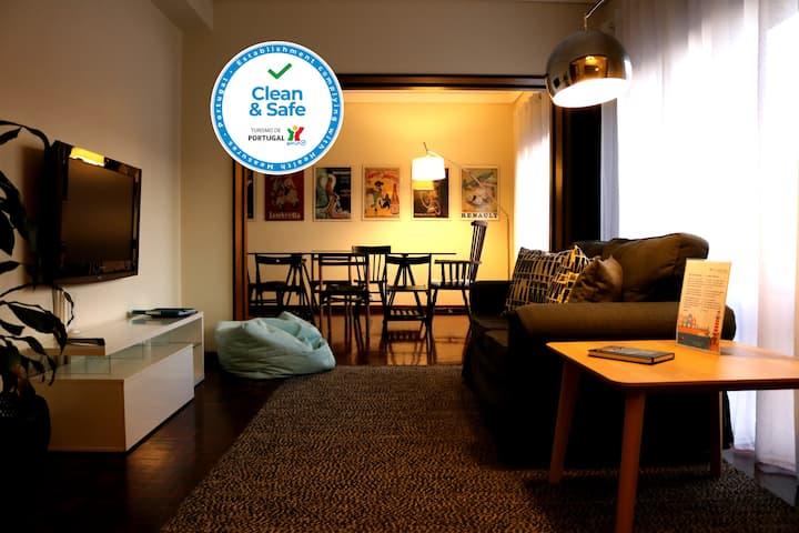 Enjoy Aveiro - Feelings Apartment