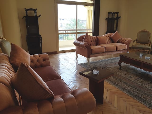 3BR Cosy Apartment in Choueifat, New Cairo