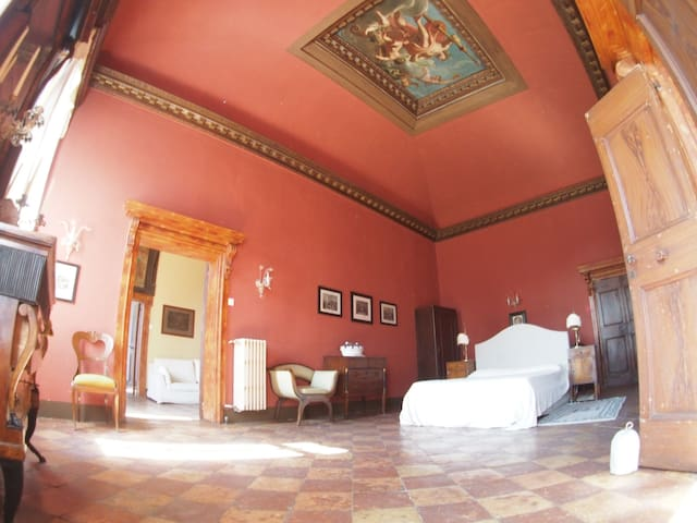 Historical Luxury Suite for Couples - Este - Villa