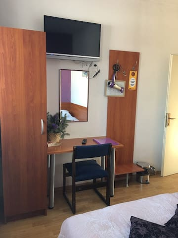 A room for max. 2 people - Četvorka - Slavonski Brod - Apartemen