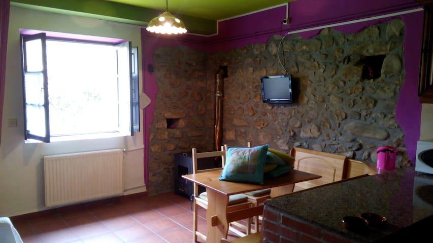 APARTAMENTO DUPLEX EN CASA RURAL 4 personas - Llanes - Appartement