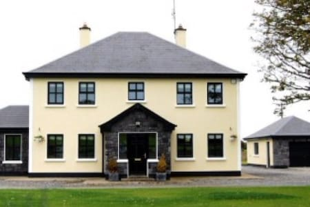Double room with en-suite - Loughrea - Bed & Breakfast