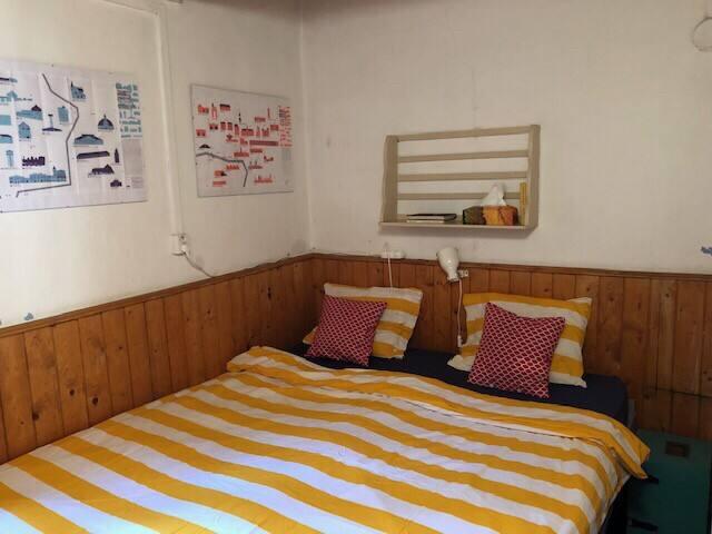 Bedroom Nr. 1 - the warmest room.