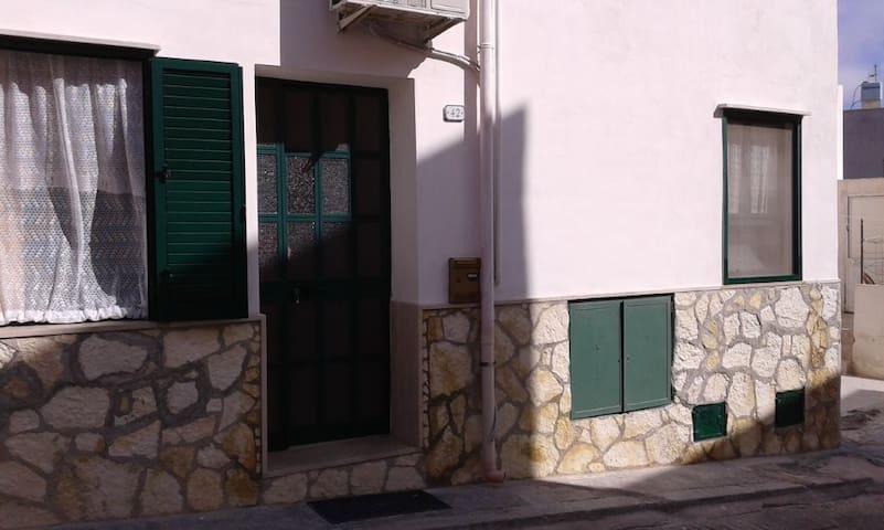 Pantelleria appartamento vicino al mare e centro - Pantelleria - Lägenhet