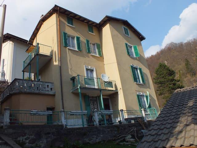 Appartamento su due piani - Val Brembana - Cusio - Appartamento