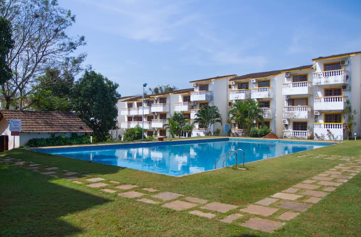 Ultra Deluxe One Bedroom Apartment - 2 - Candolim