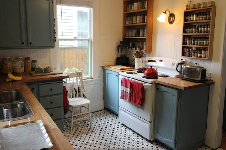 Cozy character home in the heart of Old Strathcona