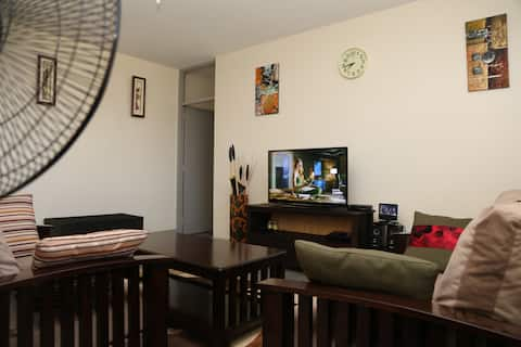 Entire furnished Apartment