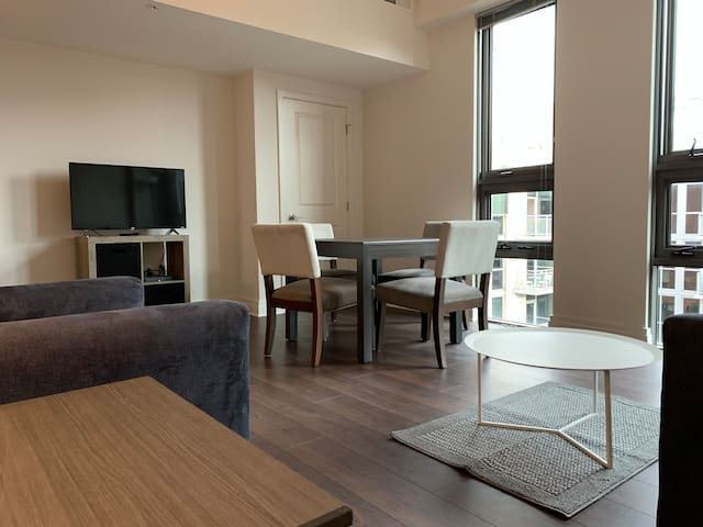 Navy Yard, DC Amenities-Packed Modern 1 Bedroom