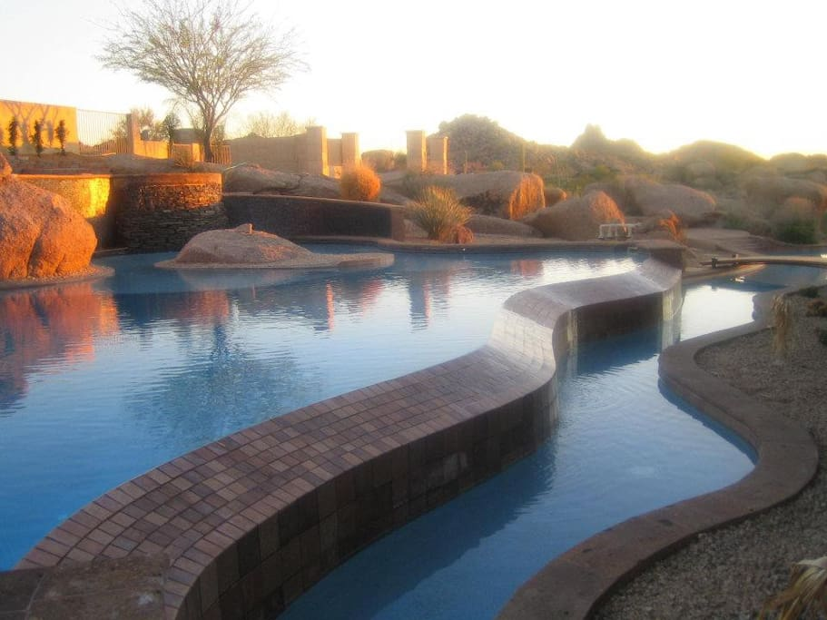 Pool as nice as you have ever seen!