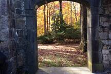 THE GATES to garden