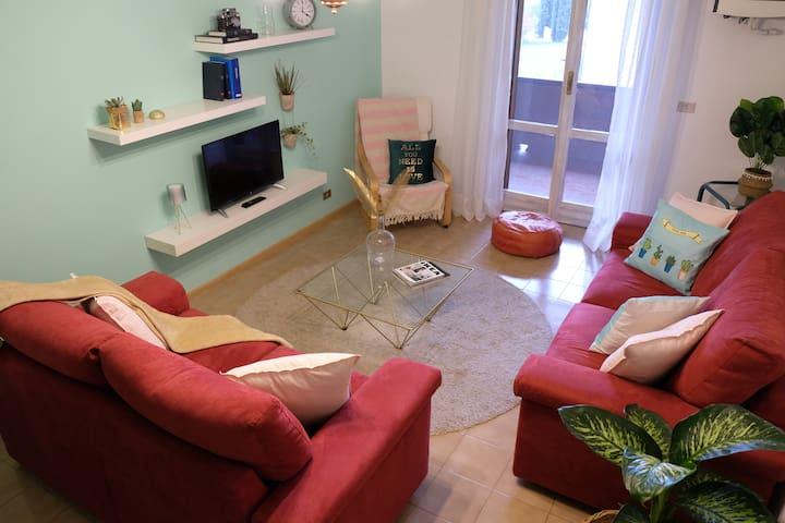 Apartment located in the heart of Umbria (Perugia)