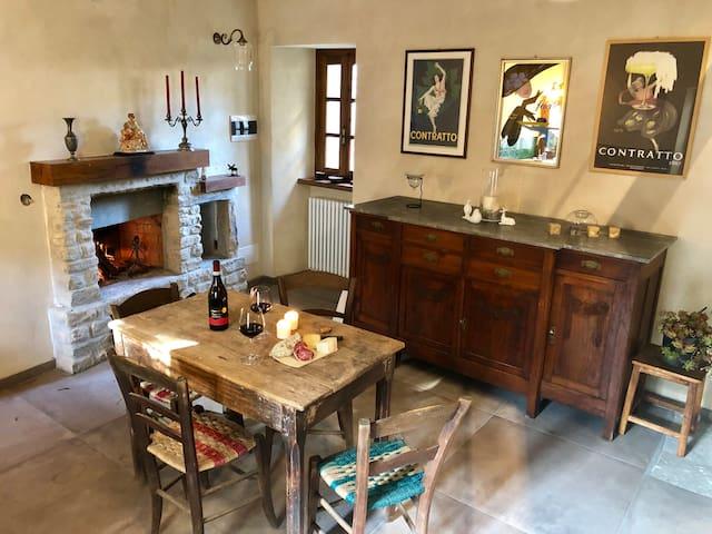 L'Ibisco di Gautier nel cuore storico di Castino