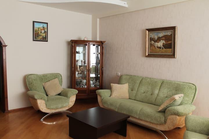 3 room spacious apartment