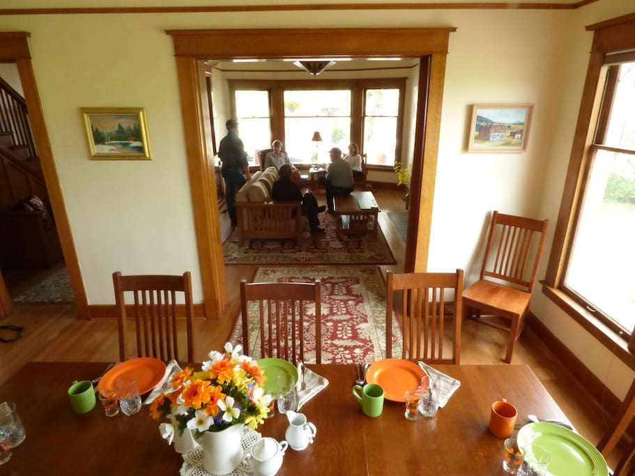 Dining Room & Common Room