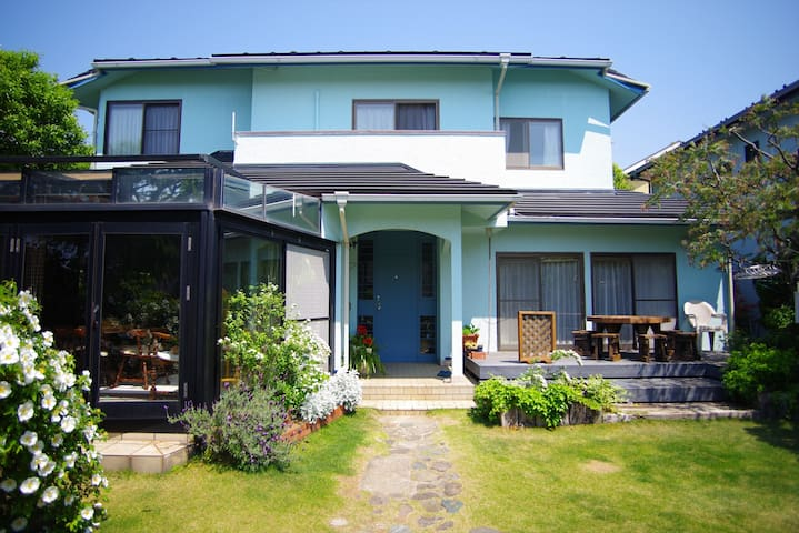Well experienced host family near Enoshima 2