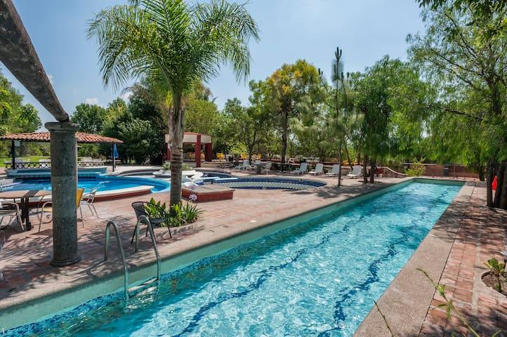 Rancho Labradores Studios - ซาน มิเกล เดอะ อเลนเด - อพาร์ทเมนท์