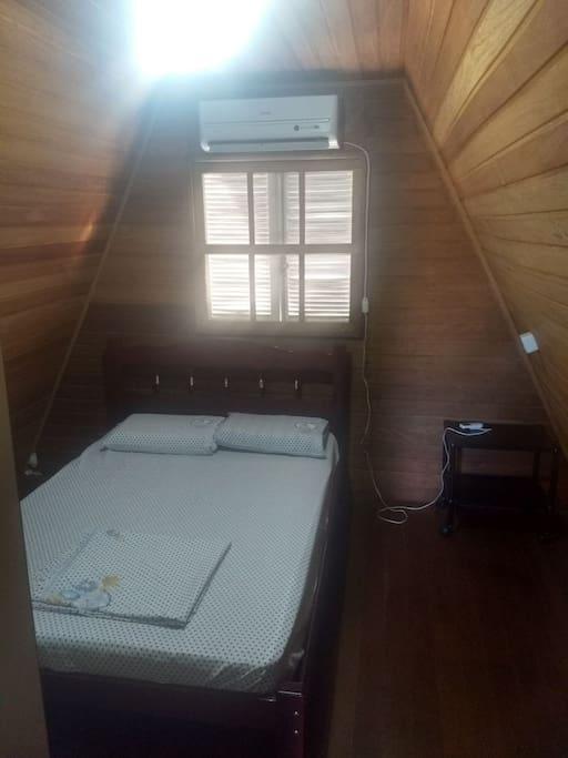 Quarto Casal 2 andar/Couple Badroom 2 floor