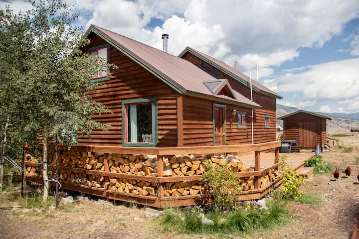 Creede Cabin  Room for the Whole Family!