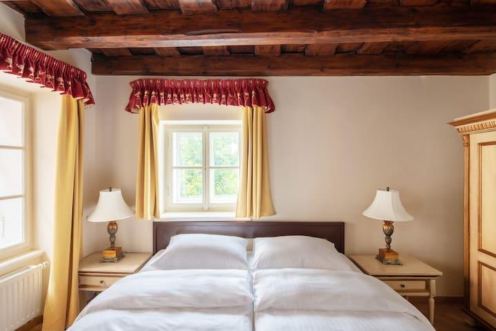 Historic Intimate Room in Malá Strana