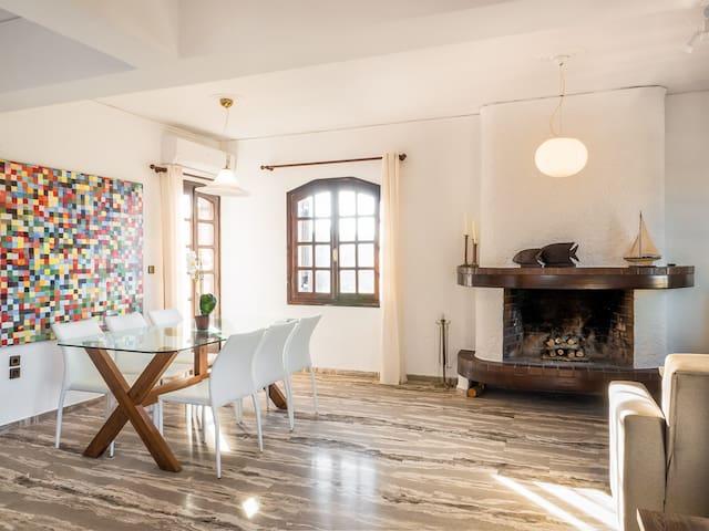 N&M Apartment - Kalathas - Apartment