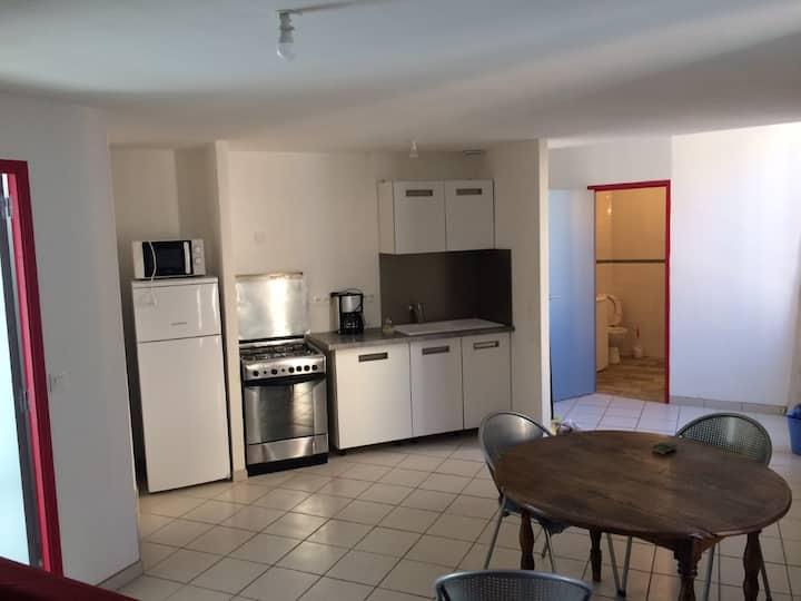 Appartement agréable T2 Bédarieux