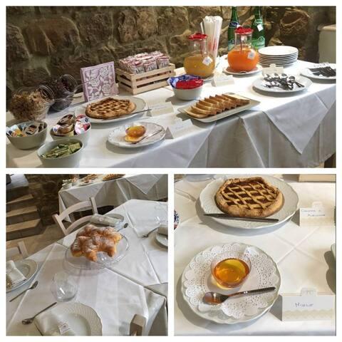 La Collina degli Orticelli - Paduli - Bed & Breakfast