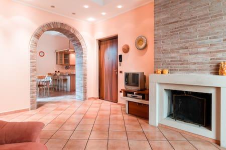 Romantico appartamento in centro storico-mare - Pesaro - Departamento