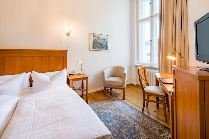 Komfort Zimmer im Hotel Brandies Berlin nahe Messe