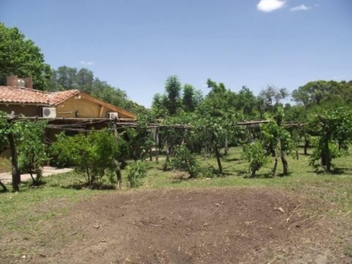 Rincón del Manantial, Traslasierra, Córdoba