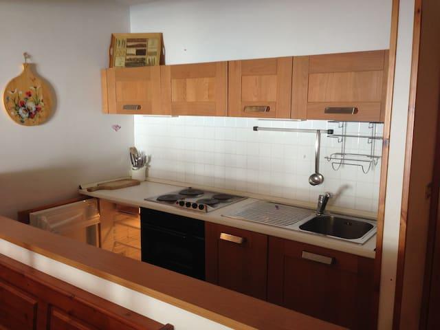 Appartamento a 2000 mt con vista panoramica - Moena - Apartment