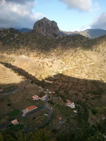 casa  gerardo - Vallehermoso - Hus