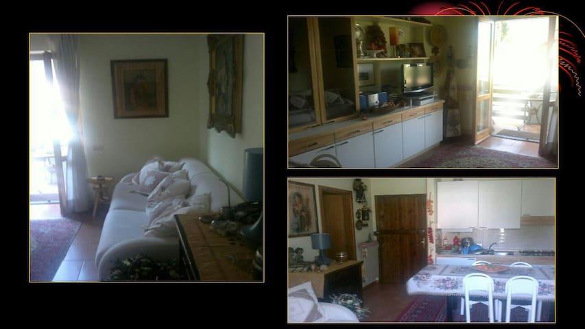 Divine Orobie, casa in val Seriana - Ponte Nossa - Appartement