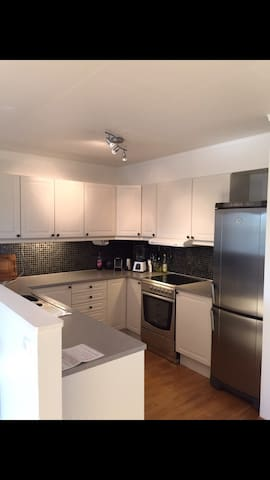 Koselig leilighet nær Moss sentrum - Moss - Appartamento