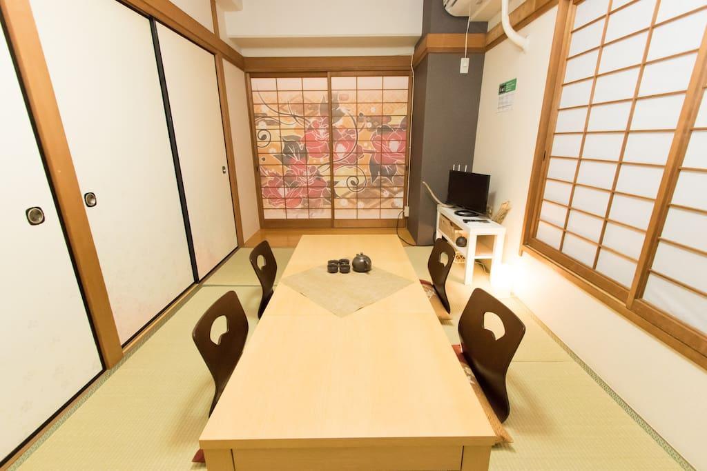 Japanese room(1st floor)