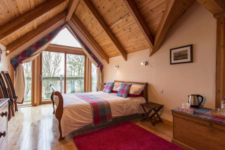 Windygates - kingsize with ensuite and breakfast