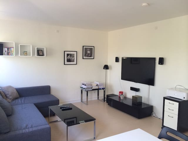Bright studio apartment in the heart of Odense - Odense - Appartement