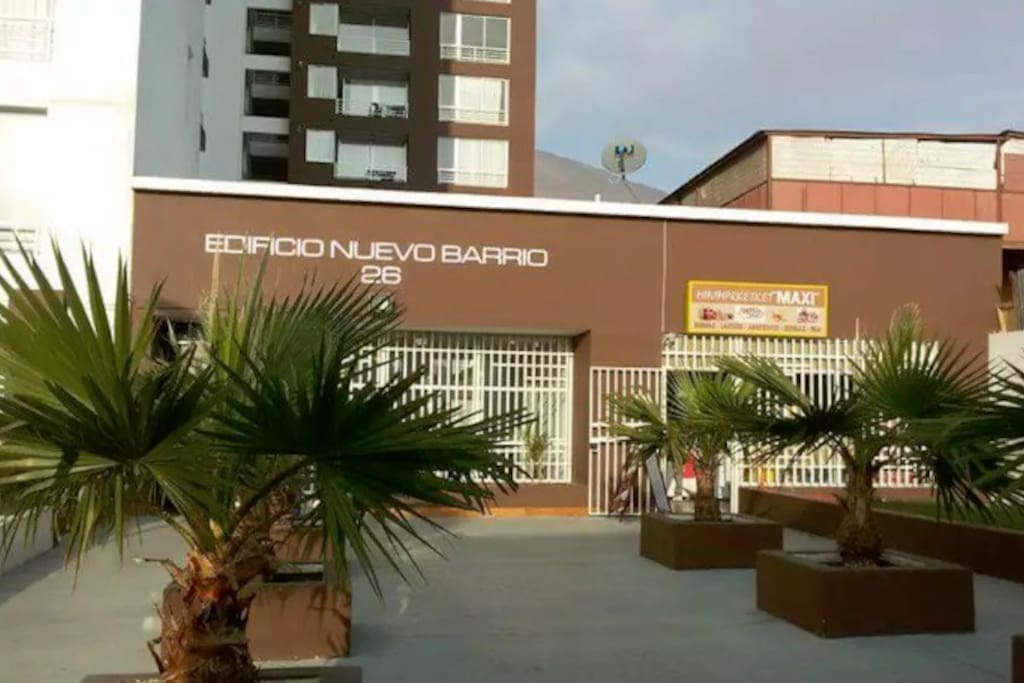 Condominio Nuevo Barrio