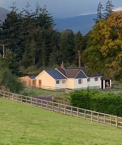Herdmans Hideaway in the Brecon Beacons