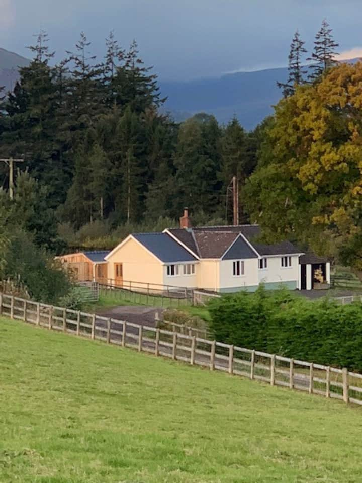 Herdmans Hideaway Brecon close to Pen y Fan